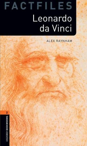 9780194236706: Leonardo Da Vinci (Oxford Bookworms Library: Factfiles, Stage 2)