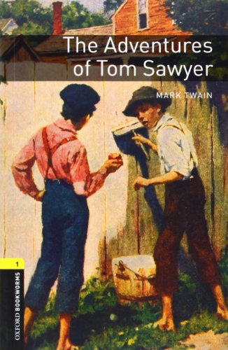 9780194237420: American Oxford Bookworms: Stage 1: Adventures of Tom Sawyer