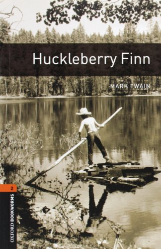 9780194237475: American Oxford Bookworms: Stage 2: Huckleberry Finn
