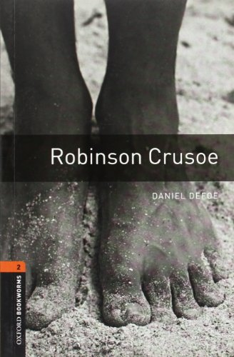 9780194237482: American Oxford Bookworms: Stage 2: Robinson Crusoe