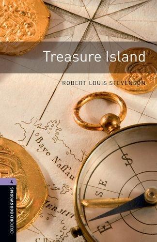 Oxford Bookworms Library: Treasure Island: Level 4: Oxford University Press,