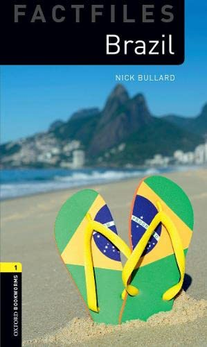 9780194237949: Oxford Bookworms Library Factfiles: Level 1:: Brazil audio CD pack