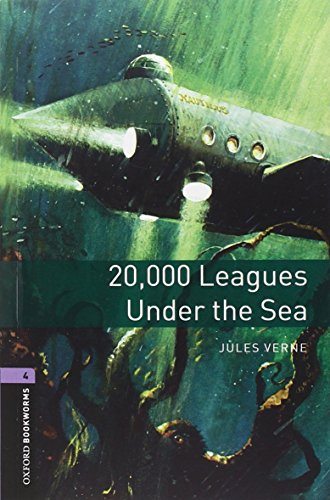 9780194237994: Oxford Bookworms Library: Level 4:: 20,000 Leagues Under The Sea audio CD pack