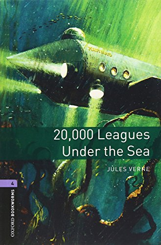 9780194238021: Oxford Bookworms Library: Level 4: 20,000 Leagues Under the Sea