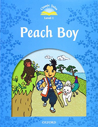 9780194238588: Classic Tales Second Edition: Level 1: Peach Boy