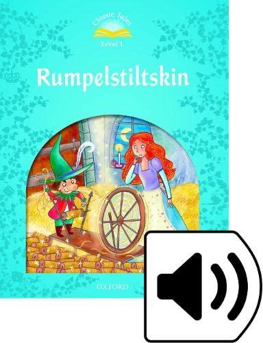 9780194238656: Classic Tales Second Edition: Classic tales. Rumplestiltskin. Level 1. Per la Scuola elementare. Con Multi-ROM