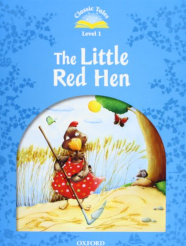 9780194238731: Classic Tales Second Edition: Classic Tales Level 1. the Little Red Hen: Pack 2nd Edition