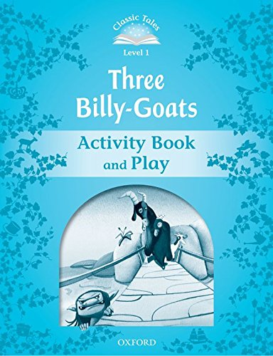 9780194238878: Classic Tales Second Edition: Level 1: The Three Billy Goats Gruff Activity Book & Play