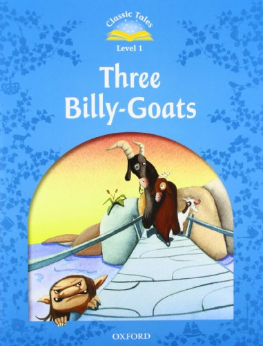 9780194238892: Classic Tales Second Edition: Level 1: The Three Billy Goats Gruff e-Book & Audio Pack