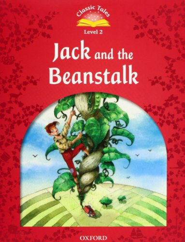 9780194239011: Classic Tales Second Edition: Level 2: Jack and the Beanstalk e-Book & Audio Pack