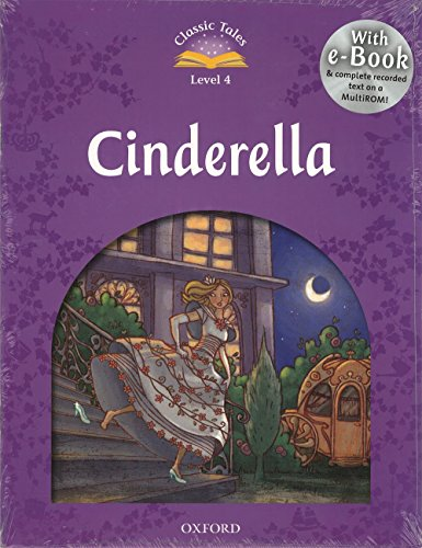 9780194239455: CLASSIC TALES CINDERELLA PACK (Classic Tales Second Edition)