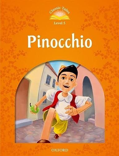 9780194239509: Classic Tales: Level 5: Pinocchio
