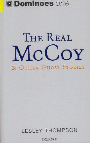 9780194244442: Dominoes: Level 1: 400 Headwords: The Real McCoy and Other Cassette: Real McCoy and Other Ghost Stories Level 1