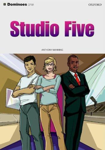 9780194244688: Dominoes Studio Five