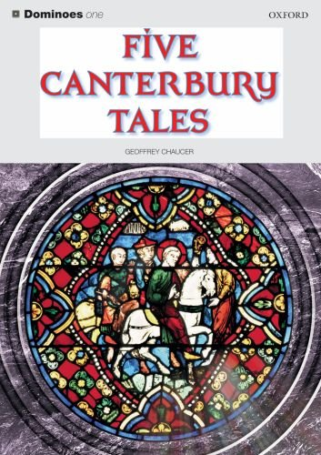 9780194244701: Dominoes 1: Five Canterbury Tales: Five Canterbury Tales Level 1 (Dominoes, Level 1)