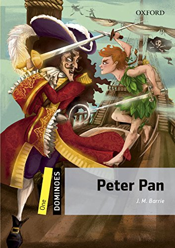 9780194245531: Dominoes. Vol. I. Peter Pan. Con MultiROM