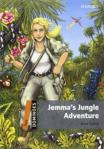 9780194245616: Dominoes: Two: Jemma's Jungle Adventure Pack