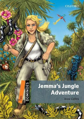 9780194245654: Dominoes: Two: Jemma's Jungle Adventure