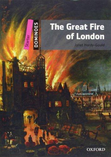 9780194246699: Dominoes Starters Great fire London Multi-rom Pack ED10