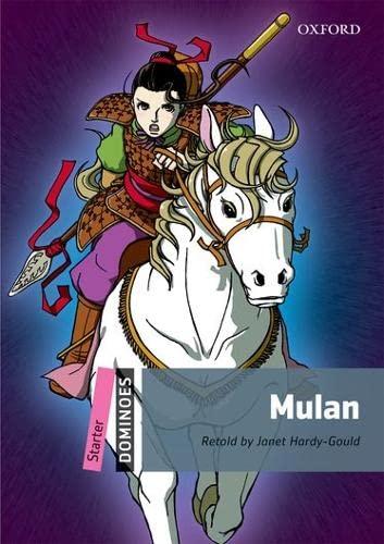 9780194246705: Dominoes Starters Mulan Multi-rom Pack ED10