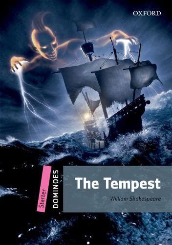 9780194246712: The tempest. Dominoes. Livello starter. Con CD-ROM. Con Multi-ROM