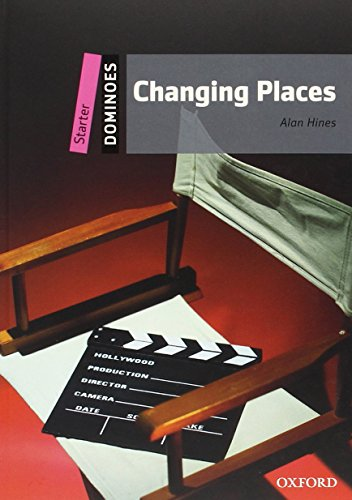 9780194246729: Changing places. Dominoes. Livello starter. Con CD-ROM. Con Multi-ROM