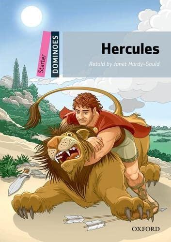 9780194246798: Hercules. Dominoes quick starters. Con espansione online. Per la Scuola elementare. Con Multi-ROM