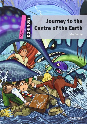 9780194246828: Journey to the centre of the earth. Dominoes. Livello starter. Con CD-ROM. Con Multi-ROM