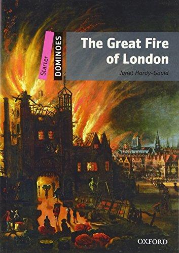9780194247054: Dominoes: The Great Fire of London de Janet HARDY-GOULD (SERIE LIJ LENGUA)