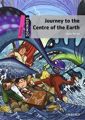 9780194247184: Dominoes: Starter: Journey to the Centre of the Earth