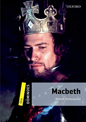 9780194247207: Dominoes Level 1: Macbeth Multi-ROM Pack