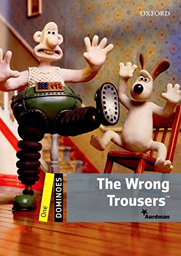 9780194247214: The wrong trousers. Dominoes. Livello 1. Con CD-ROM. Con Multi-ROM