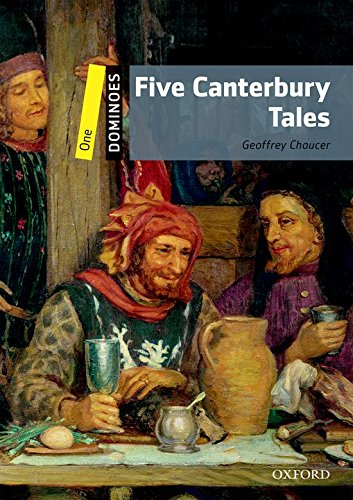 9780194247221: Dominoes Level 1: Five Canterbury Tales Multi-ROM Pack