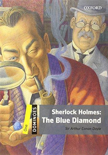 9780194247238: Dominoes 1 The Ble diamond Multi-rom Pack ED10