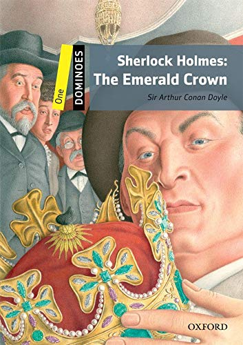 9780194247269: Dominoes 1 Sherlock Hol Mer Multi-rom Pack ED10