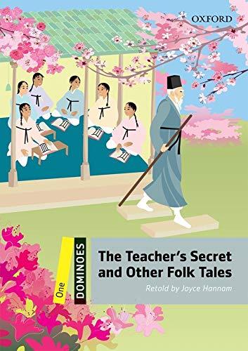 9780194247320: The teacher's secret & other folk tales. Dominoes. Livello 1. Con CD-ROM. Con Multi-ROM