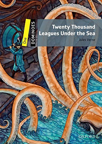 9780194247351: Dominoes Level 1: Twenty Thousand Leagues Under the Sea Multi-ROM Pack