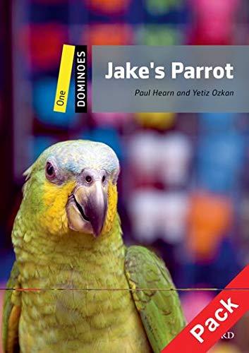 9780194247375: Dominoes Level 1: Jake's Parrot Multi-ROM Pack