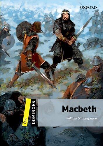 9780194247566: Dominoes: Level 1: 400-Word Vocabulary Macbeth