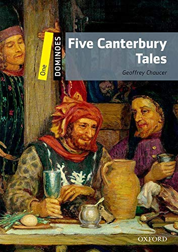 9780194247580: Dominoes: One: Five Canterbury Tales (Dominoes, Level One)