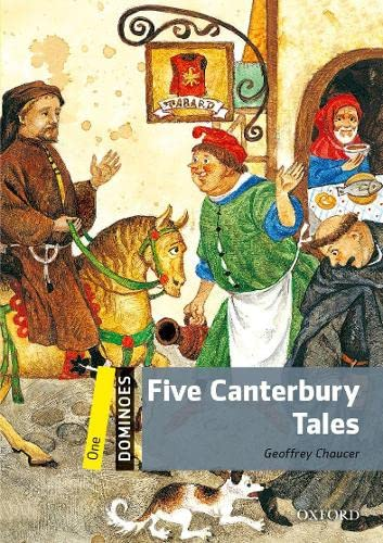 9780194247580: Five Canterbury Tales: Level 1: 400-Word Vocabulary Five Canterbury Tales (Dominoes, Level One)