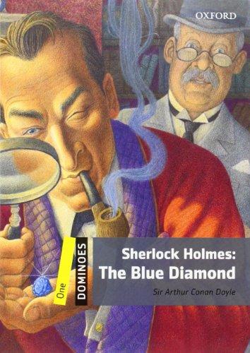 9780194247597: Dominoes: Level 1: 400-Word Vocabulary Sherlock Holmes: The Blue Diamond