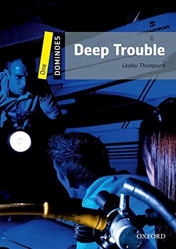 Dominoes: One: Deep Trouble: Lesley Thompson