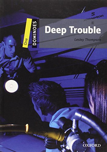 Dominoes: One: Deep Trouble (Paperback): Lesley Thompson