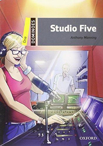 9780194247658: Dominoes: One: Studio Five (Dominoes: Level 1: 400 Headwords)
