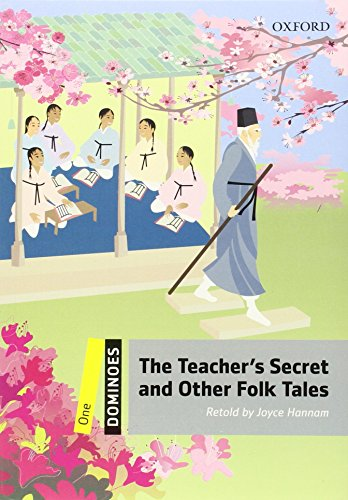 9780194247689: Dominoes: One: The Teacher's Secret and Other Folk Tales
