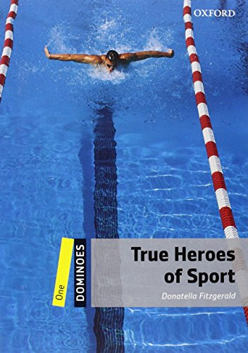 9780194247702: Dominoes, New Edition: Level 1: 400-Word Vocabulary True Heroes of Sport