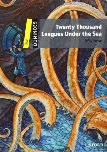 9780194247719: Dominoes: Level 1: 400-Word Vocabulary Twenty Thousand Leagues Under the Sea