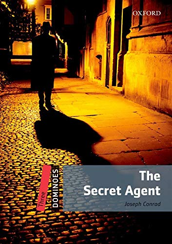 9780194247801: The secret agent. Dominoes. Livello 3. Con CD-ROM. Con Multi-ROM