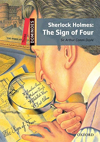 9780194247818: Sherlock Holmes: the sign of four. Dominoes. Livello 3. Con CD-ROM